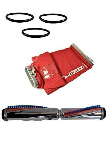 Primary image for Sanitaire Eureka Commercial Vacuum Cleaner Brush Roll, Cloth Shake Out Bag, and