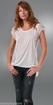 NWT SOLD OUT EVERYWHERE Hero Crane O Neck T Shirt in White sz M - $31.18