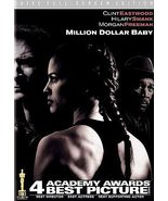 Million Dollar Baby (DVD, 2005, 2-Disc Set, Ful... - $6.00