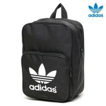 RARE  adidas Originals  MINI Trefoil  Book bag  Backpack School Bag  Bla... - $75.73