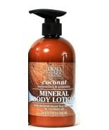 1 Bottles Dead Sea Collection 16.9 Oz Coconut Oil Moisture Mineral Body ... - $18.99