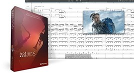 Presonus Notion 6 Music Notation Software DNLD Box - $190.91