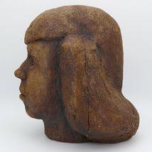 Rudy Autio 1951 Studio Pottery Portait in Sculpture Presentation Piece image 5