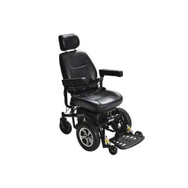 Drive Medical Trident Front Wheel Drive Power Chair-18''
