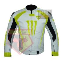 DAINESE 1011 WATERPROOF COWHIDE LEATHER MOTORCYCLE MOTORBIKE ARMORED JACKET - $289.99