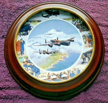 Ltd Edition Collector Plate - Royal Doulton - WWII Aircraft - FREE POSTAGE**(8) - $27.23