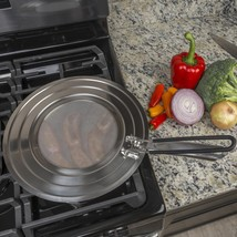 Premium Splatter Screen With Silicone Handle And Fine Mesh For Cooking - €13,17 EUR