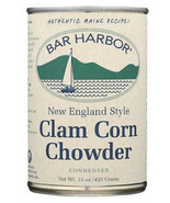 Bar Harbor New England Style Clam Corn Chowder Soup, 15 oz Can, Case of 6 - $32.99