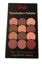 Sleek Makeup Eyeshadow Palette When The Sun Goes Down 0.08 oz (Pack of 1) - $12.99