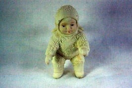 Dept 56 Snowbabies Standing With Arms Outstretched Figurine - $3.46