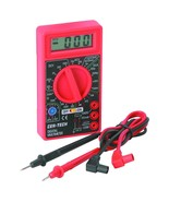 7 Function Digital Multimeter Cen-Tech - $2.93