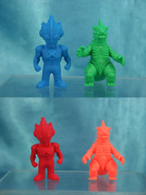 Bandai Ultraman Ultra Battlers Monochrome V1 Mini Figure Set Ultraman X Demaaga - $19.99