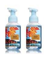 Bath & Body Works Crisp Morning Air, Gentle Foaming Hand Soap (2 Pack) - $18.92