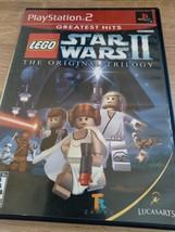Sony PS2 LEGO Star Wars II: The Original Trilogy image 1