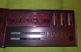 Urban Decay Naked Cherry Vault 2018 Holiday Gift Set Eyeshadow Palette V... - $118.34
