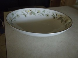 Royal Doulton Clairmont oval serving bowl 2 available - $13.27