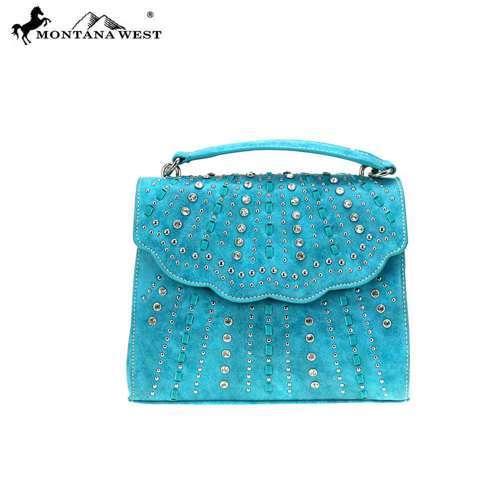 Mw858 8360 1005 tq satchel crossbody bling bling collection
