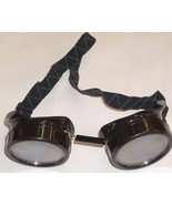 steampunk goggles cosplay neo-Victorian costume prop sci fi - $14.85