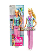 Year 2020 Barbie You Can Be Anything Career 12 Inch Doll - Caucasian NUR... - $24.99