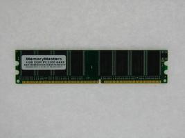 1GB DDR PC3200U Non-ECC DIMM Memory eMachines C6415 D6405 D6419 D3107 D6417 RAM