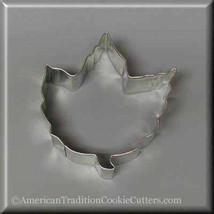"3.25"" Elm Leaf Metal Cookie Cutter #NA3017 - $1.75"