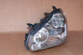 02-04 Infiniti Q45 F50 HID XENON Head Light Headlight Lamp Driver Left LH image 5