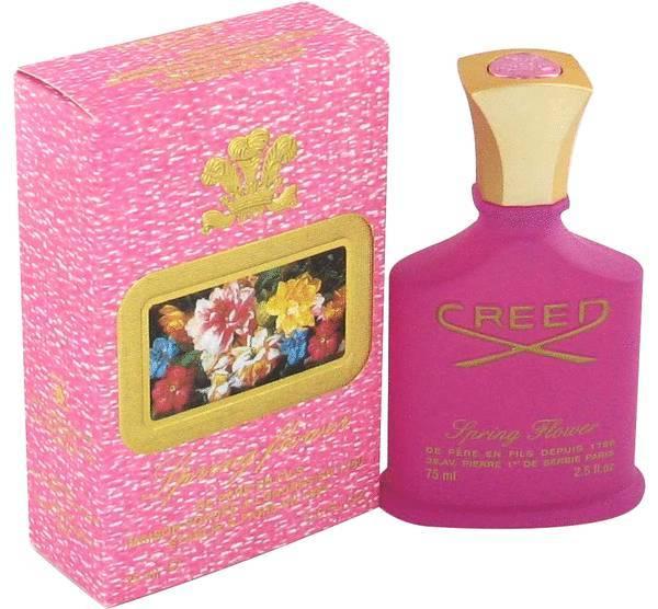Creed spring flower perfume