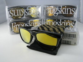 Oakley FROGSKINS Limited Edition Shaun White Polished Black w/24K Iridiu... - $323.35