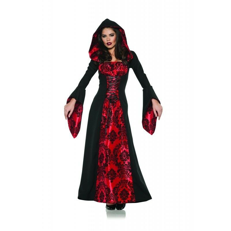 Primary image for Underwraps Scarlette Mistress Gothic Vampire Womens Halloween Costume 28027