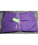 "Herbal Flaxseed pillow, heat pack, 9"" x 13""  - $19.00"