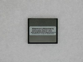 MEM2800-256CF 256MB CF Compact FLASH Memory CISCO 2800
