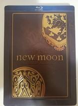 Twilight Saga: New Moon Blu-ray Steelbook image 1