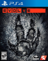 Evolve - PlayStation 4 Brand Video Game Kids FACTORY SEALED New - $25.46