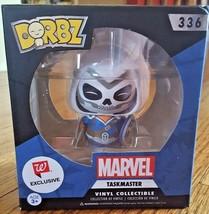 Funko POP! Dorbz Marvel Studios #336: Taskmaster [Walgreens Exclusive] - $13.99