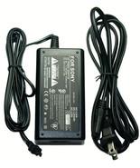 AC Adapter for Sony HDRUX3 HDRUX3E HDR-UX5E HDRUX5E DCRSX45LE DCRSX45RE - $24.18