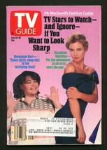 TV Guide July 1 1989- Rochester edition- Roseanne Barr - $16.01