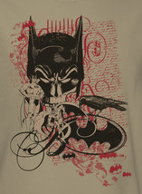 DC Comics Retro Batman Superhero Gotham City The Dark Knight Graphic Tee BM1540 image 3