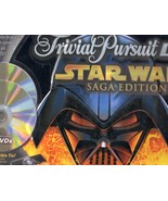Star Wars - Trivia Pursuit DVD Star Wars Saga Edition (Numbered limited ... - $19.90