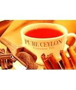 Ceylon Organic Cinnamon Spice Tea bags Herbal Drink For Balance Blood Sugar - $1.97+