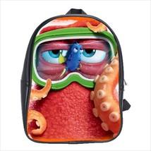 School bag 3 sizes  nemo dory finding hank octopus - $39.00+
