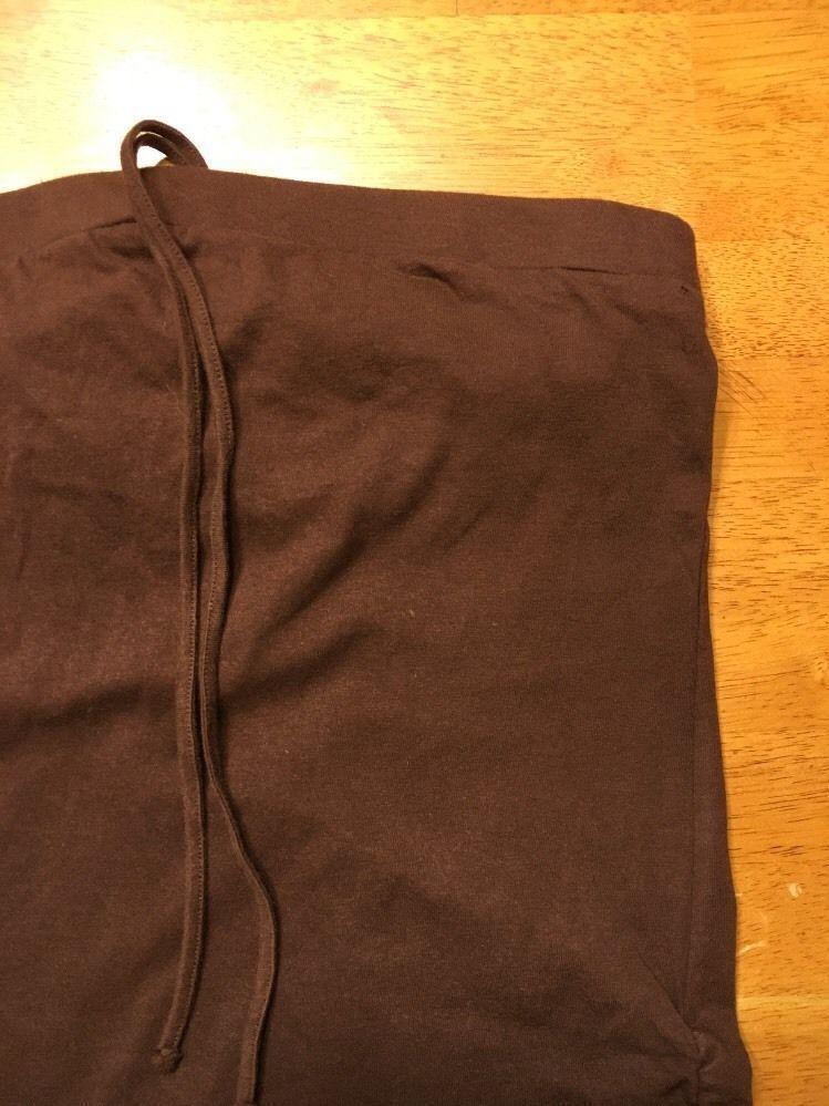 Xhilaration Girl's Brown Halter Top Shirt / Blouse Size: Large 10/12 image 3