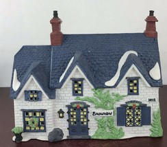 Dept. 56 THE DICKENS' VILLAGE SERIES  BROWNLOW HOUSE - $18.70