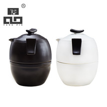 TANGPIN teapot kettle ceramic teacups coffee maker tea set - $43.95