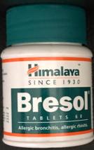 Bresol tablets allergic bronchitis, allergic rhinitis himalaya 60 - $14.73