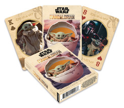 Star Wars The Child Mandalorian Playing Cards Baby Yoda Mando Disney+ - $14.99