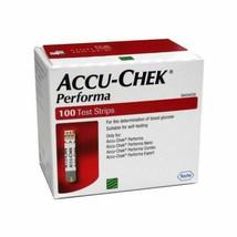 ACCU-CHEK Performa 100 Test Strips - $25.23