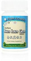 Plum Flower - Ban Lan Gen Tablets - Nan Ban Lan Gen Pian - 100 ct - $29.57