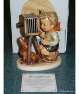 """The Photographer"" GOEBEL HUMMEL FIGURINE #178 TMK7 MINT WITH BOX - GREA... - $290.99"