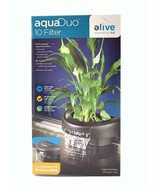 Elive AquaDuo 10 Gallon Aquarium Filter Fish Tank Aquaponics Power Hydro... - $14.10