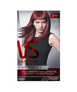 Vidal Sassoon Salonist Hair Colour Permanent Color 5/45 2 Medium Intense... - $13.68